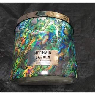 バスアンドボディーワークス(Bath & Body Works)のBath & Body Works Mermaid Lagoon キャンドル(その他)