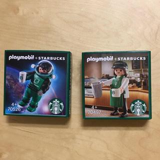 スターバックスコーヒー(Starbucks Coffee)のスターバックス プレイモービル(その他)