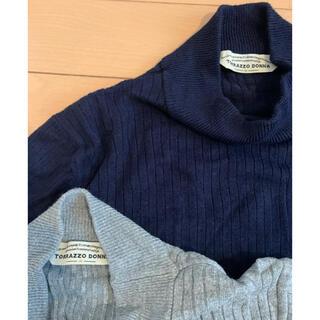トラッゾドンナ(TORRAZZO DONNA)のTORRAZZO DONNA セーター(ニット/セーター)