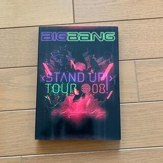 ビッグバン(BIGBANG)のSTAND UP TOUR '08 DVD(ミュージック)