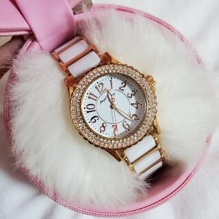 エンジェルハート(Angel Heart)のエンジェルハート 腕時計 レディース WL-33CPGZ(腕時計)