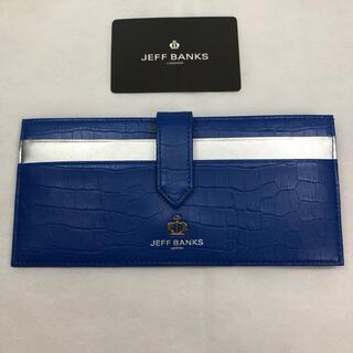 ニューヨーカー(NEWYORKER)のJeff BANKS メンズ長財布(長財布)