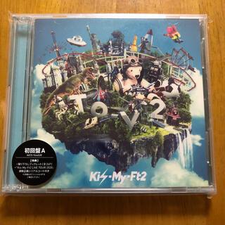 キスマイフットツー(Kis-My-Ft2)の2/20まで期間限定⏰To-y2 <初回盤A>(アイドルグッズ)
