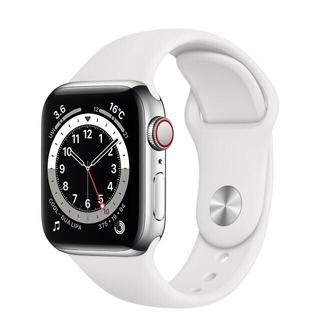 アップルウォッチ(Apple Watch)のApple Watch 6 GPS + Cellularモデル(腕時計(デジタル))