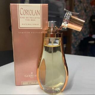 ゲラン(GUERLAIN)のCORIOLAN コリオラン 香水 ゲラン 30ml(香水(男性用))