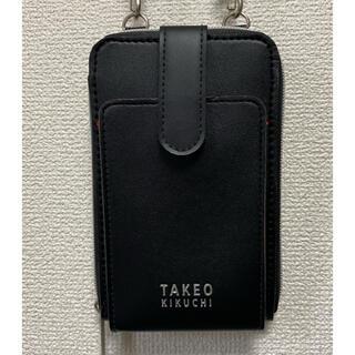 タケオキクチ(TAKEO KIKUCHI)のバッグ (TAKEO KIKUCHI)(ショルダーバッグ)
