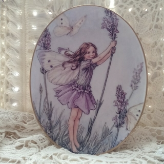 Royal Worcester The Lavender Fairy