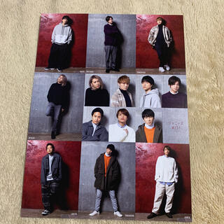 厚紙生カード(アイドルグッズ)