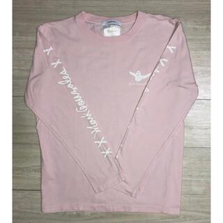 MarkGonzales マークゴンザレス ロンT 袖ロゴ(Tシャツ/カットソー(七分/長袖))