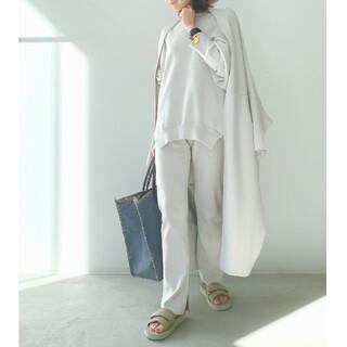 アパルトモンドゥーズィエムクラス(L'Appartement DEUXIEME CLASSE)の新品■HAVEL studio■Relax Knit Coat■アパルトモン(ガウンコート)