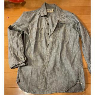 フリーホイーラーズ(FREEWHEELERS)の美品フリーホイラーズ シャンブレー 3点私から買うと3000円引き(シャツ)