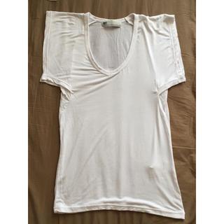 スライ(SLY)の袖フリルTシャツ(Tシャツ(半袖/袖なし))
