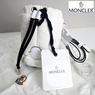 モンクレール(MONCLER)の新品 2020AW Moncler Drip Bag レディース商品(ショルダーバッグ)