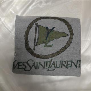 サンローラン(Saint Laurent)のイヴ・サンローラン YSL Tシャツ 半袖(Tシャツ(半袖/袖なし))