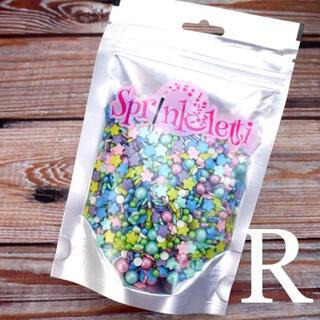 ★匿名配送★ R スプリンクル1個 イギリス シュガーデコレーション☆送料無料(菓子/デザート)