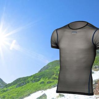 ファイントラック(finetrack)のfinetrack ファイントラック パワーメッシュ Tシャツ メンズ M(登山用品)