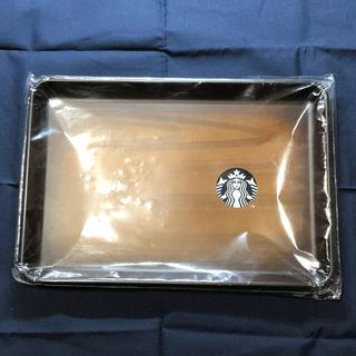 Starbucks Coffee - 未使用 スターバックス  トレー starbucks  セミナー限定 非売品