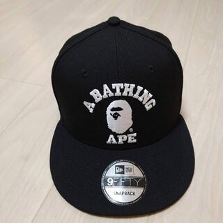 A BATHING APE - A BATHING APE キャップ