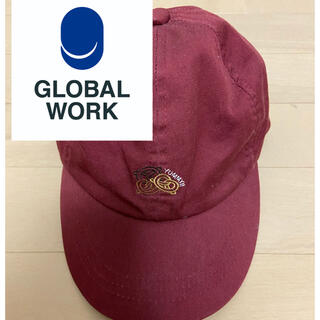 グローバルワーク(GLOBAL WORK)のグローバルワーク キャップ 帽子(キャップ)