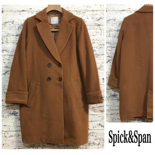 Spick and Span - スピックアンドスパン チェスターコート ブラウン