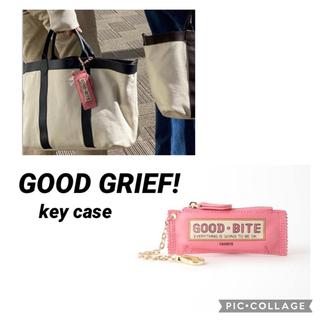 ドゥーズィエムクラス(DEUXIEME CLASSE)の【GOOD GRIEF/グッド グリーフ】GOOD BITE MINI CASE(キーホルダー)