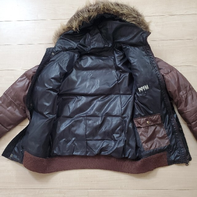 PPFM(ピーピーエフエム)のPPFM メンズダウンジャケット メンズのジャケット/アウター(ダウンジャケット)の商品写真