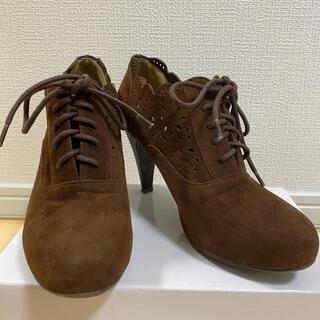 ミッシュマッシュ(MISCH MASCH)のMISCH MASCH ショートブーツ Mサイズ(ブーツ)