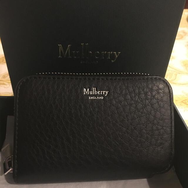 Mulberry(マルベリー)のMulberry カードケース レディースのファッション小物(名刺入れ/定期入れ)の商品写真