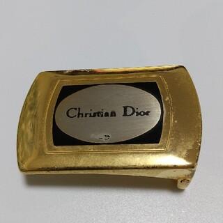 Christian Dior - クリスチャンディオール Christian Dior ベルトバックル