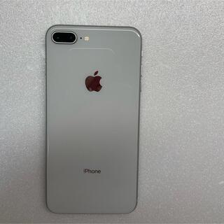 アイフォーン(iPhone)のiPhone 8 Plus Silver 256Gb Simフリー美品(スマートフォン本体)
