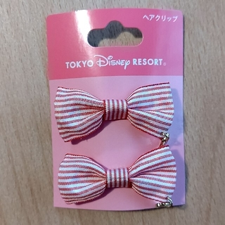 ディズニー(Disney)のディズニー ヘアクリップ 2つ(バレッタ/ヘアクリップ)