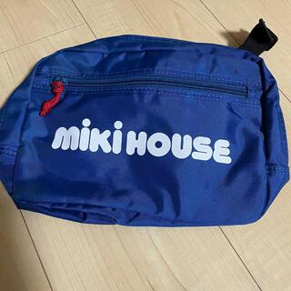 ミキハウス(mikihouse)のミキハウス ポシェット 美品(ポシェット)