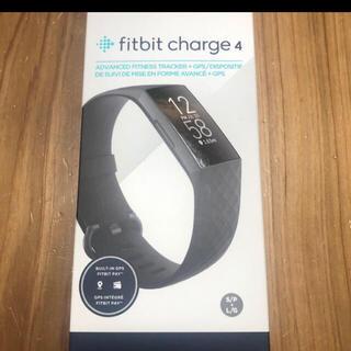 フィットフィット(fitfit)のfitbit charge4 新品(腕時計(デジタル))