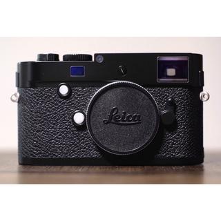 LEICA - 美品 Leica ライカ M-P ( typ 240 )ブラックペイント