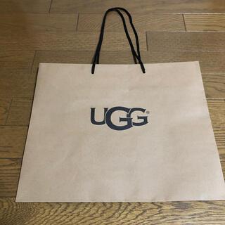 アグ(UGG)のUGGショップ袋(ショップ袋)