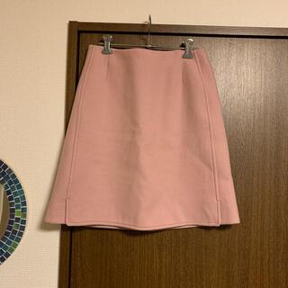 マッキントッシュフィロソフィー(MACKINTOSH PHILOSOPHY)のウールスカート(ひざ丈スカート)