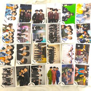 キスマイフットツー(Kis-My-Ft2)のKis-My-Ft2 混合 集合 公式写真 24枚セット 全員 まとめ売り(男性アイドル)