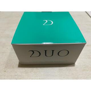 マーキュリーデュオ(MERCURYDUO)のDUO(デュオ) ザ 薬用クレンジングバーム バリア(90g)(クレンジング/メイク落とし)