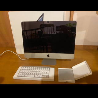 Mac (Apple) - imac 21.5 late2013