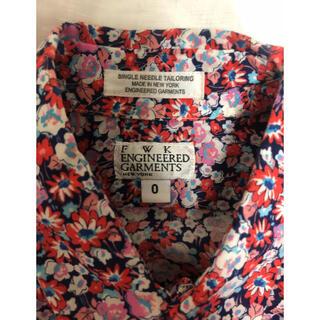 エンジニアードガーメンツ(Engineered Garments)のfwk engineered garments シャツ 花柄(シャツ/ブラウス(長袖/七分))