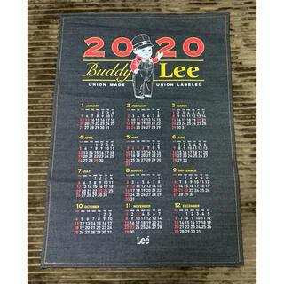 リー(Lee)のlee カレンダー(カレンダー/スケジュール)