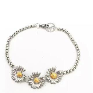 PEACEMINUSONE - ピースマイナスワン 19cm daisy bracelet