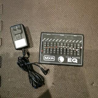 MXR TENBAND EQ(エフェクター)