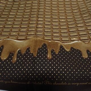 とろける チョコレート ミルク(生地/糸)