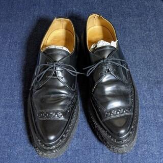 ジョージコックス(GEORGE COX)の666別注GEORGE CO 3705Vラバーシューズ(ローファー/革靴)
