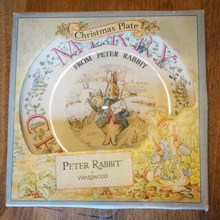 ウェッジウッド(WEDGWOOD)の1993 Peter Rabbit  plate for WEDGWOOD(食器)