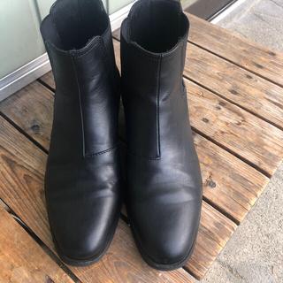 ザラ(ZARA)の専用‼️グラベラ  ヒールアップ サイドゴア ドレスブーツ (ブーツ)