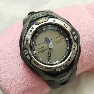 カシオ(CASIO)のCASIO シー パスファインダー SPF-60J(腕時計(デジタル))