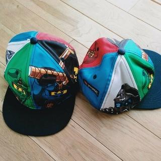 エイチアンドエム(H&M)の帽子 男の子 キャップ レゴニンジャゴー エイチアンドエム レゴ 兄弟 2個セッ(帽子)