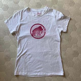 マムート(Mammut)のMAMMUT  ロゴTシャツ(Tシャツ(半袖/袖なし))